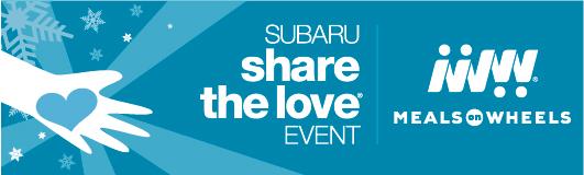 Subaru Share the Love Event®